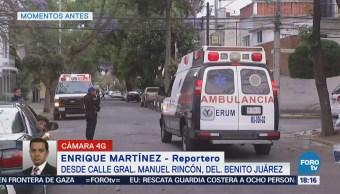 Falsa alarma moviliza cuerpos de emergencia en Benito Juárez