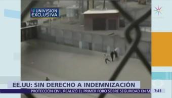 Familia de mexicano asesinado por Patrulla Fronteriza no podrá pedir indemnización