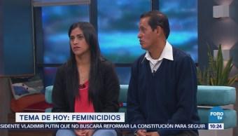 Familiares Víctimas Feminicidios Dan Sus Testimonios
