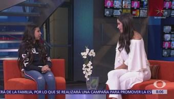 Fernanda González Viramontes, escritora a los 13 años