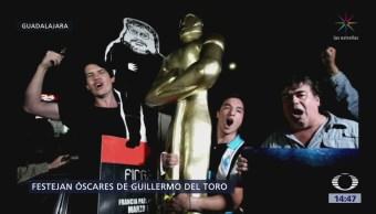 Festejan El Ángel Triunfo Del Toro Oscar
