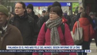Finlandia desplaza a Noruega como el país más feliz del mundo para vivir