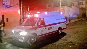 explosion de cilindro de gas en santa isabel tola deja heridos