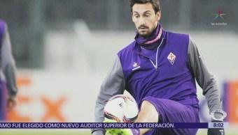 Fue conmovedor el funeral del jugador de futbol Davide Astori