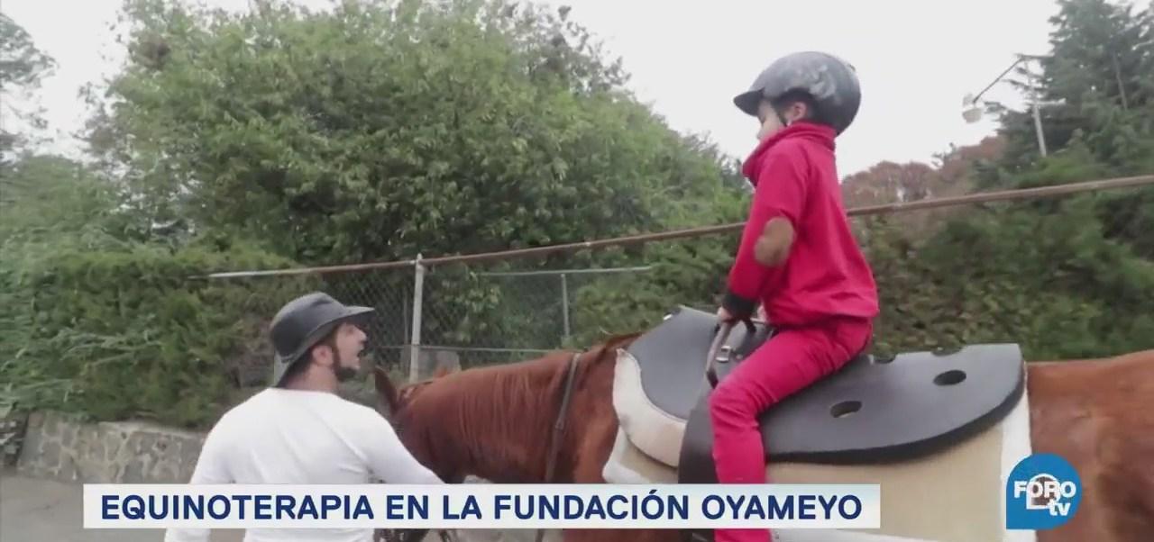 Las actividades de la Fundación Oyameyo