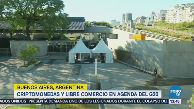 G20 Urge Mantener Abiertos Flujos Comercio Global