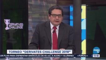 Gerardo Herrera Villanueva presenta el torneo Derivaties Challenge 2018