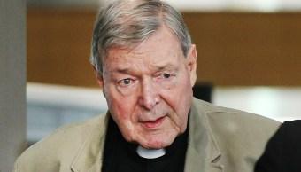Concluyen en Australia testimonios contra cardenal acusado de abuso sexual