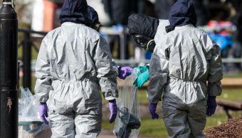 Expertos de La Haya investigarán agente nervioso usado contra exespía ruso