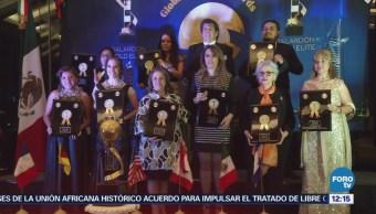 Global Quality reconoce la trayectoria de la reportera Claudia Flores