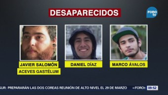 Gobierno Jalisco Continúa Búsqueda Estudiantes Desaparecidos