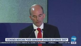 González Anaya Economía Mexicana Fuerte
