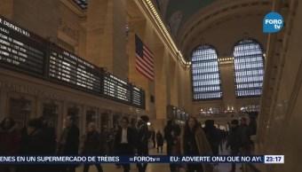 Grand Central de Nueva York cumple 105 años