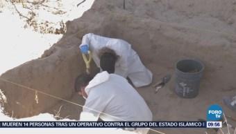 Hallan dos osamentas en fosas clandestinas en Valle de Juárez, Chihuahua