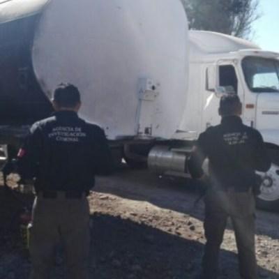 PGR asegura 125 mil litros de hidrocarburo robado en Jalisco