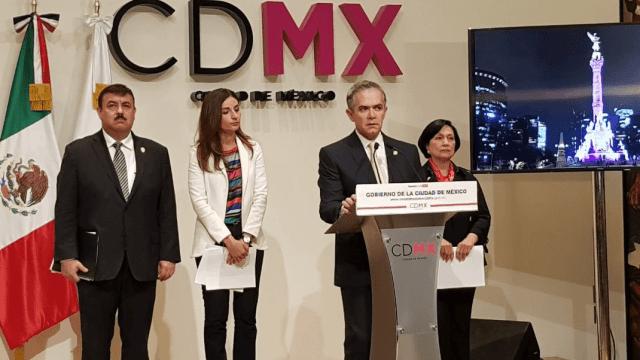 CDMX reforzará revisión a escoltas en busca de armas sin documentos
