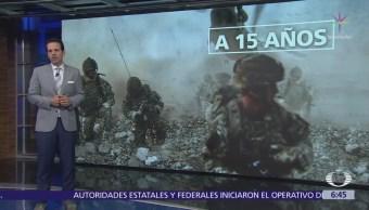 Hoy se cumplen 15 años de la invasión a Irak