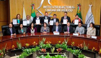 Instituto Electoral de la CDMX estará atento ante irregularidades en comicios