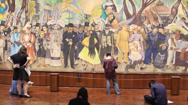 inba publica horarios de visita a museos en semana santa