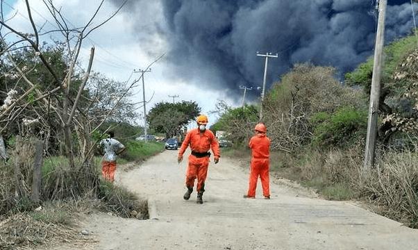 Planta de residuos en Altamira registra segundo incendio del 2018