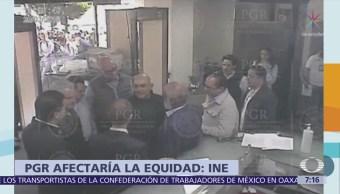 INE ordena a PGR retirar de internet el video de Ricardo Anaya en la Seido