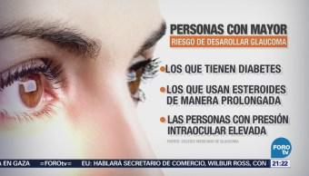 Inicia la Semana Internacional del Glaucoma