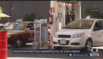 Investigan prácticas anticompetitivas de gasolineras en México