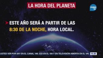 Invitan Apagar Luces Hora Del Planeta Fundación World Wild