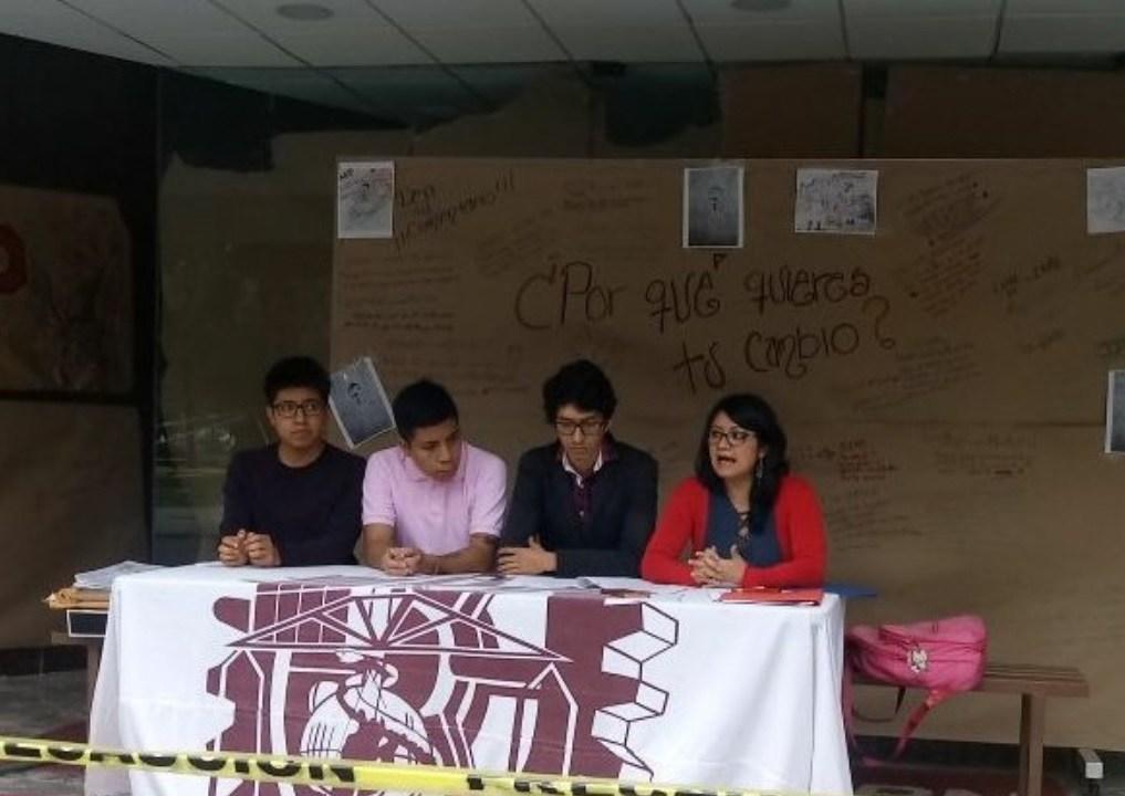 estudiantes entregan edificio academico ipn no habra sanciones