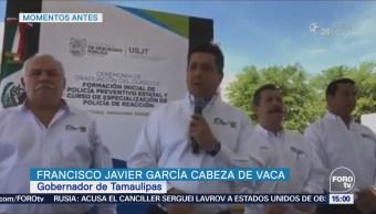 Javier García Cabeza Vaca Situación Exgobernador Eugenio Hernández