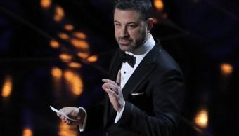 Trump pelea en Twitter con Jimmy Kimmel por bajo rating de Oscar
