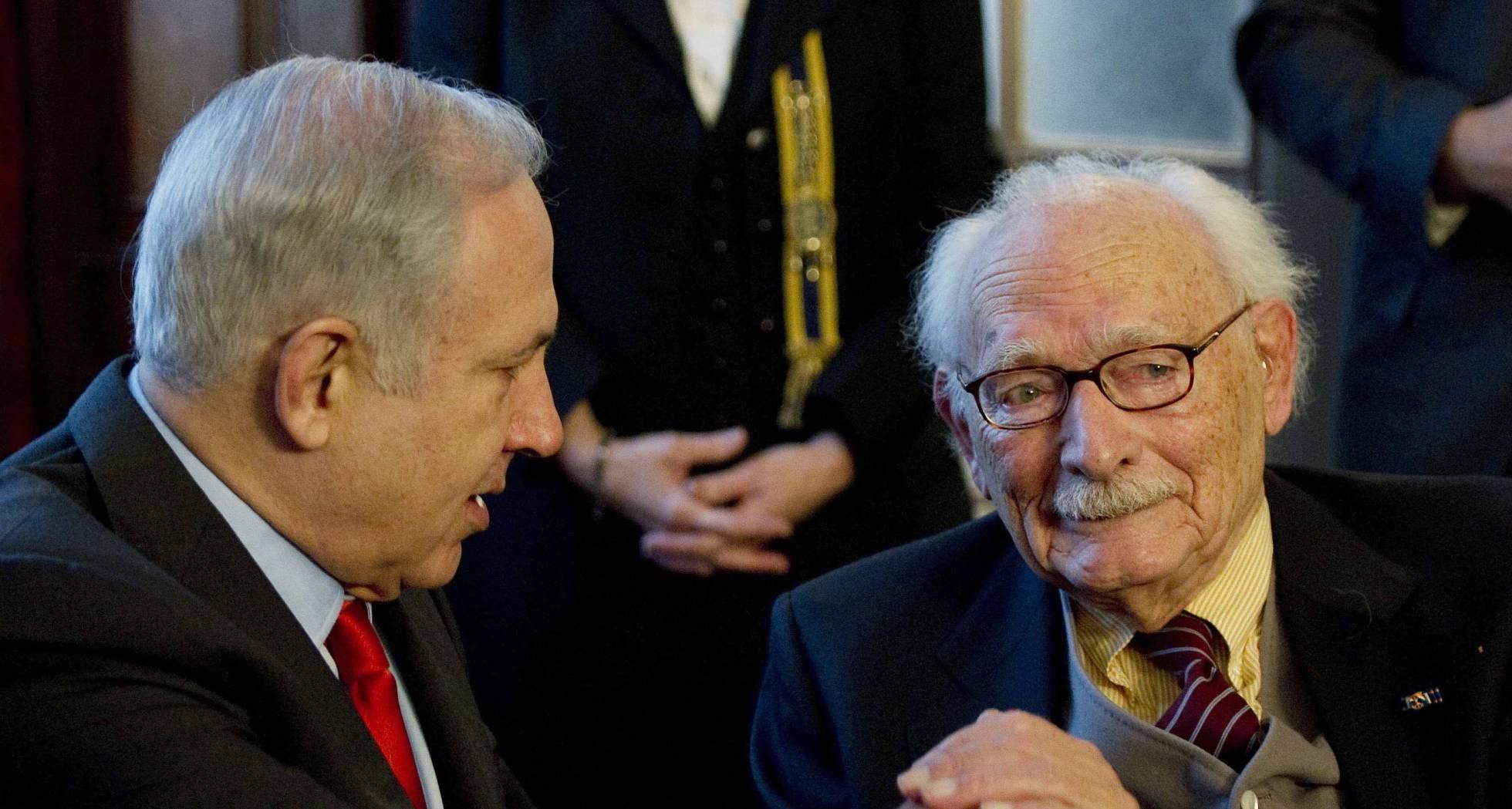Falleció el profesor holandés que salvó a 600 niños de los nazis