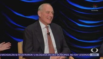 John Kelly dice que trabajar en Casa Blanca es castigo de Dios
