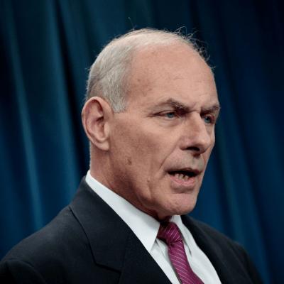 Jefe de gabinete de Trump, John Kelly, niega que vaya a renunciar