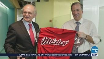 José Antonio Meade llevará a México al éxito: Alfredo Harp