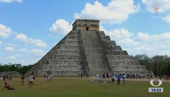 Kukulkán llegó a Chichén Itzá