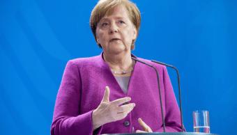 Merkel descarta boicot al Mundial de Rusia tras envenenamiento de exespía