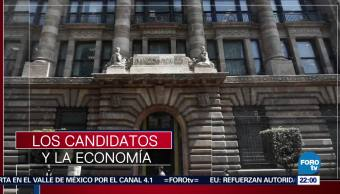 La economía y las propuestas de los candidatos presidenciales