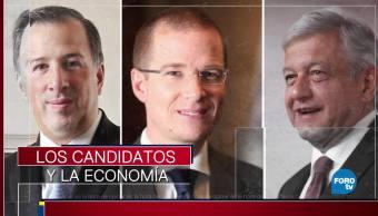 La economía y los candidatos (5)