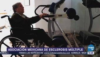 La labor de la Asociación Mexicana de Esclerosis Múltiple