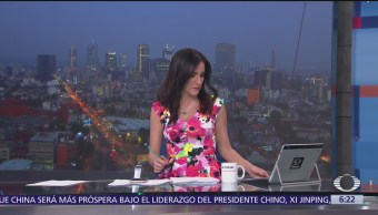 Las noticias, con Danielle Dithurbide: Programa del 21 de marzo del 2018