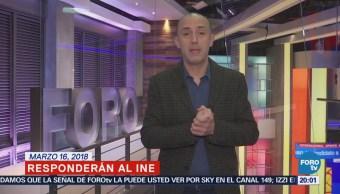 Las noticias con Julio Patán: Programa del 16 de marzo