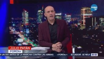 Las noticias, con Julio Patán: Programa del 23 de marzo