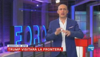 Las noticias, con Julio Patán: Programa del 9 de marzo de 2018