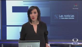 Las Noticias, con Karla Iberia: Programa del 2 de marzo de 2018