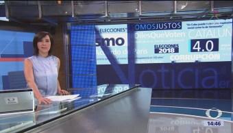 Las Noticias, con Karla Iberia: Programa del 21 de marzo de 2018