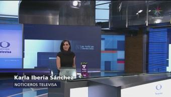 Las Noticias, con Karla Iberia: Programa del 23 de marzo de 2018