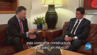 Leo Zuckermann entrevista a Sergio Moro (Parte 2 de 3)
