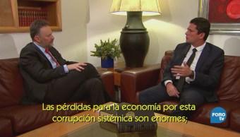Leo Zuckermann entrevista a Sergio Moro (Parte 3 de 3)