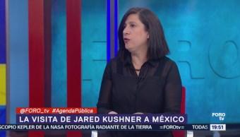 Leticia Calderón Chelius habla de la visita de Jared Kushner